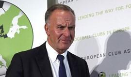 Rummenigge sugere pré-eliminatória para seleções mais fracas na qualificação para Europeus e Mundiais