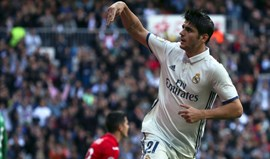 Morata fora do dérbi de Madrid