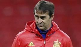 Lopetegui enfureceu Real Madrid e pode ter ajudado o Sporting