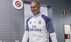 Zidane: «Energia de Ronaldo contagia o grupo»