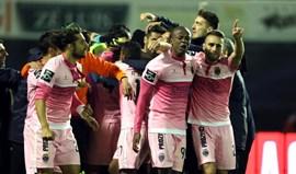 Chaves-FC Porto, 0-0 (3-2 p.)