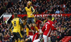 Manchester United-Arsenal, 1-1