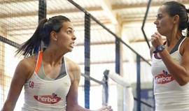 Portugal consegue o quinto lugar no Mundial em pares femininos