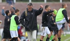 Treinador da Sanjoanense não se lembra de qualquer oportunidade do Gil Vicente