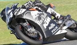 Moto2: Miguel Oliveira quarto no primeiro dia de testes em Valência