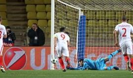 Grupo E: Monaco apura-se e elimina Tottenham