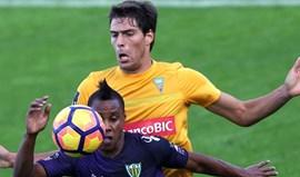 João Afonso: «Se não estiver bem aqui certamente não regressarei tão depressa ao V. Guimarães»