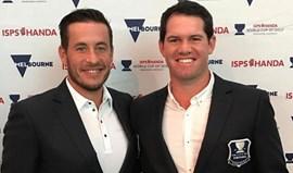 Melo Gouveia e Filipe Lima ambiciosos para Melbourne