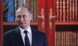 Vladimir Putin recebe presidente da FIFA na sexta-feira