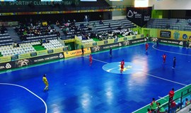 UEFA Futsal Cup: Dynamo com arranque demolidor frente ao Targu-Mures