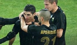 Grécia: AEK de José Morais volta às vitórias