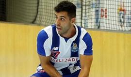 Liga Europeia: FC Porto averba primeiro triunfo no Grupo B