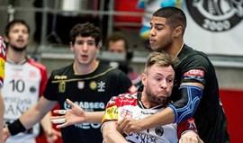 Liga dos Campeões: ABC perde com Holstebro