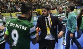 Sporting quer receber final four da UEFA Futsal Cup no Pavilhão João Rocha