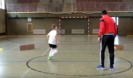 Os métodos do treinador português Guti Ribeiro na Áustria