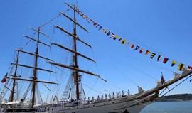 COP espera reeditar parceria com Navio-Escola Sagres para Tóquio