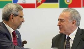 PR de Cabo Verde envia condolências a Michel Temer