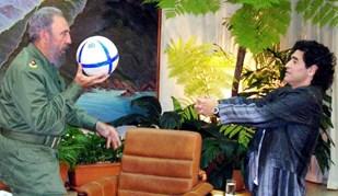 Desporto sempre presente na vida de Fidel Castro