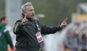 Sporting encabeça convocados de Edgar Borges