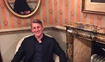 O que esconde a última foto de Bastian Schweinsteiger?