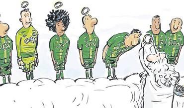 Tragédia da Chapecoense em destaque na imprensa