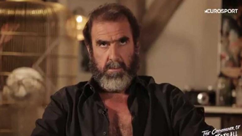 Cantona: «Mourinho, podia ser pior... Podias estar a treinar o Chaves»