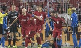MLS: Toronto vence (5-2) Conferência Este, no prolongamento, e vai à final