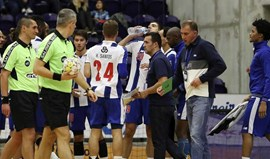FC Porto no grupo B da Taça EHF com o Göppingen