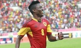 Reforço do Sporting eleito melhor jogador de 2016 em Angola