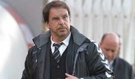 Manuel Machado: «Não podemos esperar um grande espetáculo de futebol»