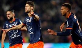 Paris SG sofre derrota pesada em casa do Montpellier