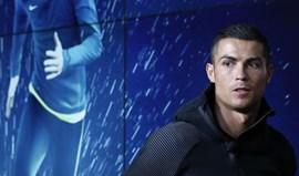 Gestifute mostra declaração de impostos de Cristiano Ronaldo