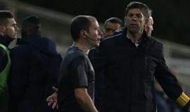 Fabiano Soares: «Estou a dar minutos a jogadores que se calhar não estão preparados