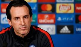 Unay Emery: «Jogo com o Montpellier foi mau para a confiança da equipa»