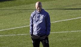 Kroos e Morata chamados por Zidane