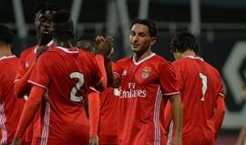 Benfica garante presença no playoff