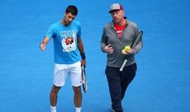 Boris Becker já não treina Djokovic