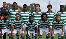 Youth League: Sporting em risco de ser eliminado