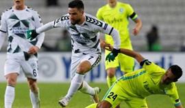Grupo H: Gent afasta Sp. Braga com golo aos 90'+4