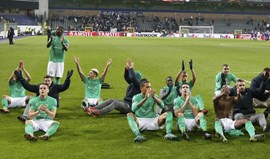 Grupo C: Duelo pelo primeiro lugar sorriu ao Saint-Étienne