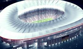 Atlético Madrid anuncia nome do novo estádio
