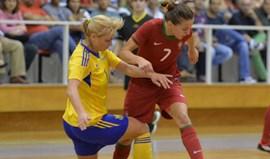 Seleção feminina: Derrota com Rússia no Torneio das Quatro Nações