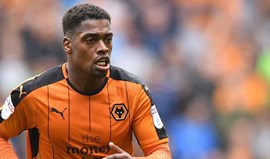Ivan Cavaleiro marca no empate (4-4) do Wolves
