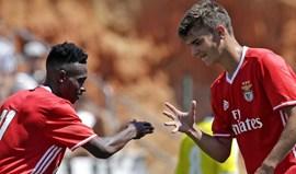 Oeiras ainda assustou Benfica mas águias venceram por 2-1