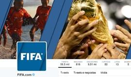FIFA domina no Twitter e Instagram