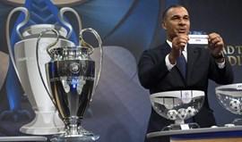 Já há datas para os jogos de Benfica e FC Porto na Champions