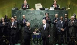 António Guterres empossado como secretário-geral das Nações Unidas