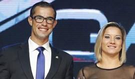 Telma Monteiro e Fernando Pimenta eleitos os melhores do ano para o COP