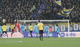 Sochaux surpreende e elimina Marselha da Taça da Liga