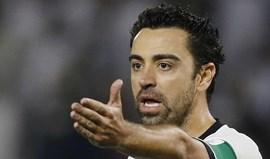 Xavi chama outro a Ronaldo e diz que Bola de Ouro deveria ser para Messi